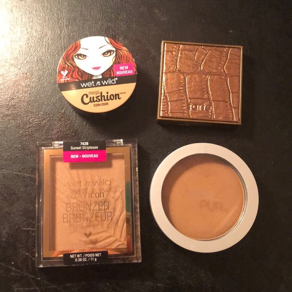 Other - High end and drug store bronzer bundle!